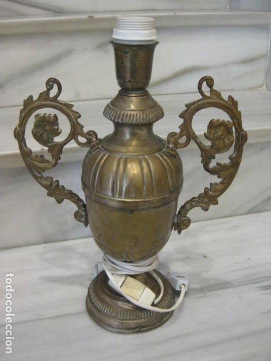 Vintage: Lámpara de sobremesa antigua - Foto 2 - 195132622