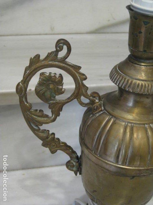 Vintage: Lámpara de sobremesa antigua - Foto 3 - 195132622