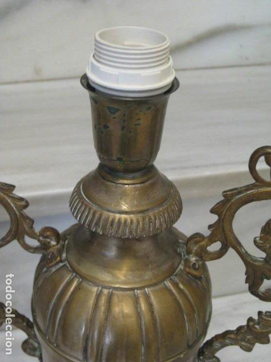 Vintage: Lámpara de sobremesa antigua - Foto 4 - 195132622