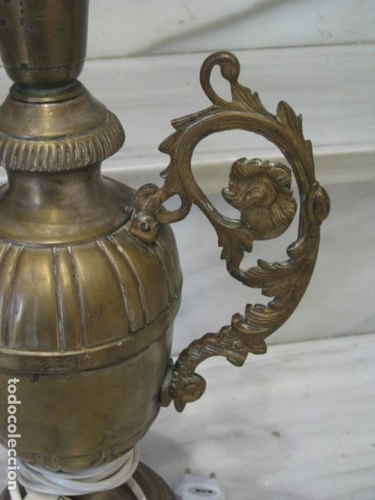 Vintage: Lámpara de sobremesa antigua - Foto 6 - 195132622