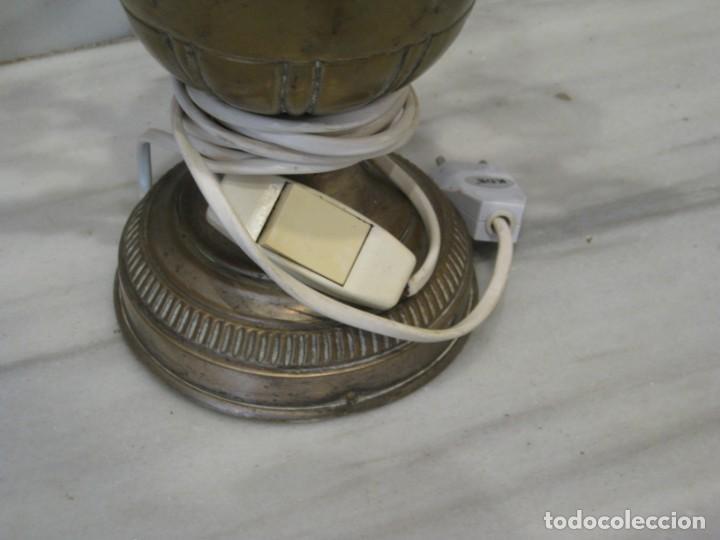 Vintage: Lámpara de sobremesa antigua - Foto 7 - 195132622