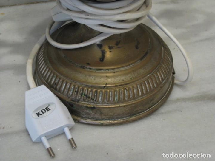 Vintage: Lámpara de sobremesa antigua - Foto 8 - 195132622