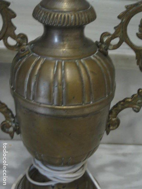 Vintage: Lámpara de sobremesa antigua - Foto 9 - 195132622