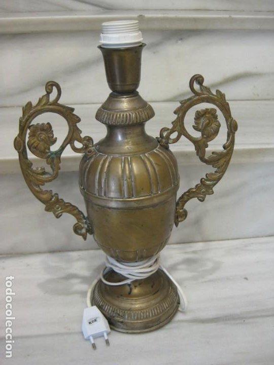 Vintage: Lámpara de sobremesa antigua - Foto 11 - 195132622