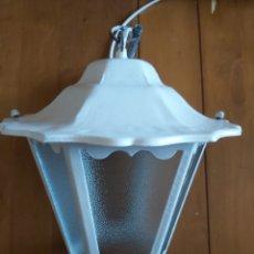 Vintage: LAMPARA JARDIN. Lote 195296135