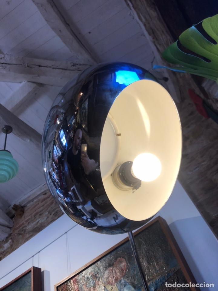 Vintage: Lámpara de pie Fase vintage space age - Foto 3 - 195299808