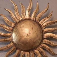 Vintage: APLIQUE SOL. Lote 195314153
