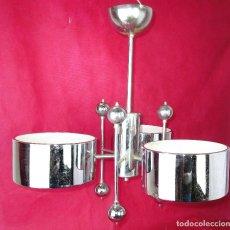 Vintage: LAMPARA ORIGINAL GAETANO SCIOLARI VINTAGE ITALY AÑOS 60. Lote 195437743