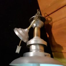 Vintage: LAMPARA INDUSTRIAL O NAUTICA . Lote 195547965