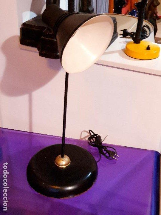 Vintage: ANTIGUA LAMPARA ESCRITORIO VINTAGE FASE LAMPARA AÑOS 60-70 - Foto 2 - 196552161