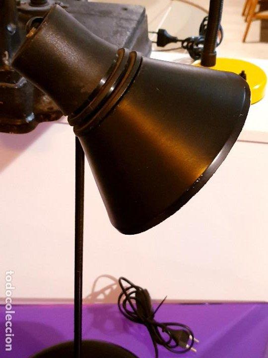 Vintage: ANTIGUA LAMPARA ESCRITORIO VINTAGE FASE LAMPARA AÑOS 60-70 - Foto 4 - 196552161