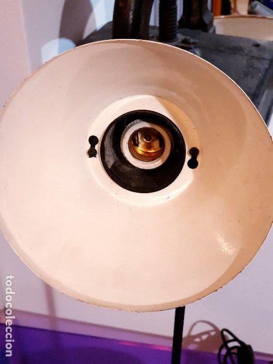 Vintage: ANTIGUA LAMPARA ESCRITORIO VINTAGE FASE LAMPARA AÑOS 60-70 - Foto 11 - 196552161
