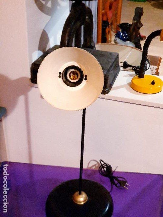 Vintage: ANTIGUA LAMPARA ESCRITORIO VINTAGE FASE LAMPARA AÑOS 60-70 - Foto 12 - 196552161