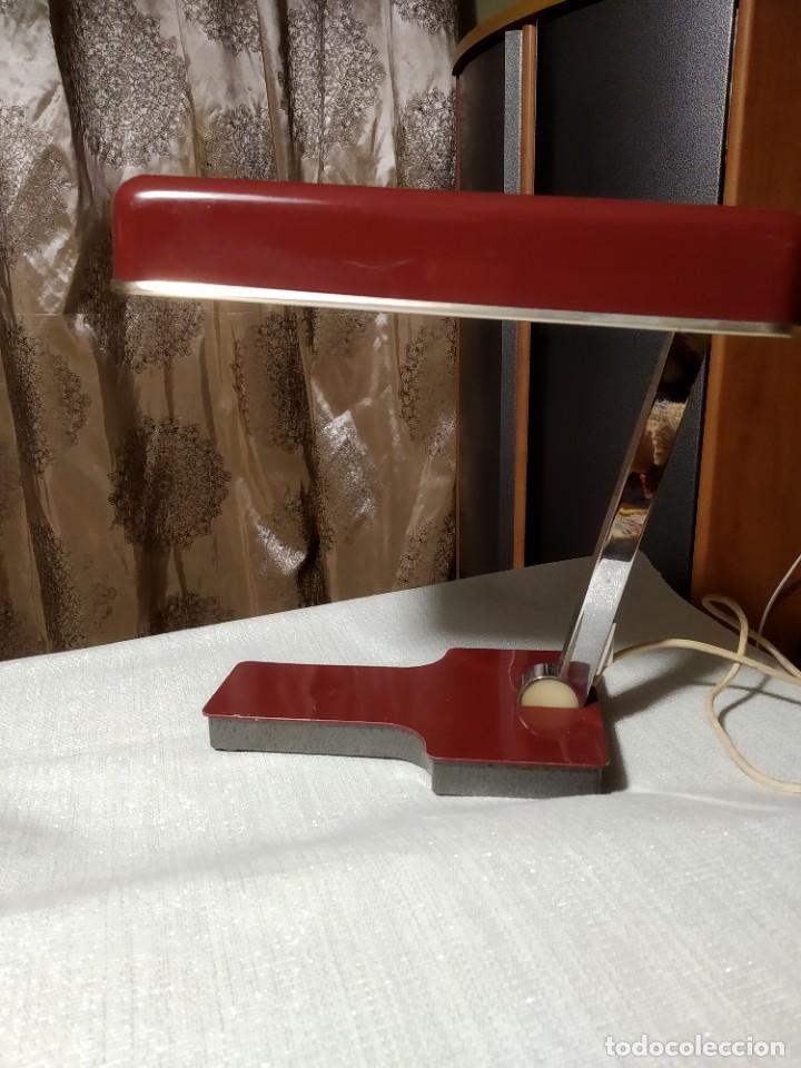 Vintage: Lámpara sobremesa Fase - Foto 9 - 194645245