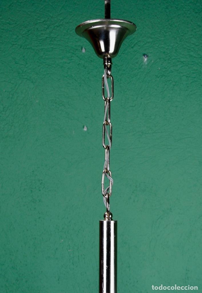 Vintage: Lámpara Gaetano Sciolari - Foto 12 - 142585214