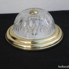 Vintage: LAMPARA DE TECHO DE PLAFON.. Lote 198021957