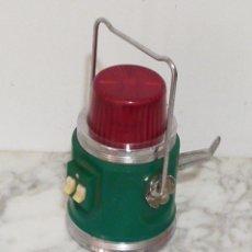 Vintage: ANTIGUA Y RARA LAMPARA REDSPOT MADE IN HONG KONG. Lote 201301906