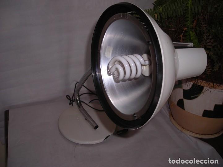 Vintage: lampara fase sobremesa blanca - Foto 7 - 246153270