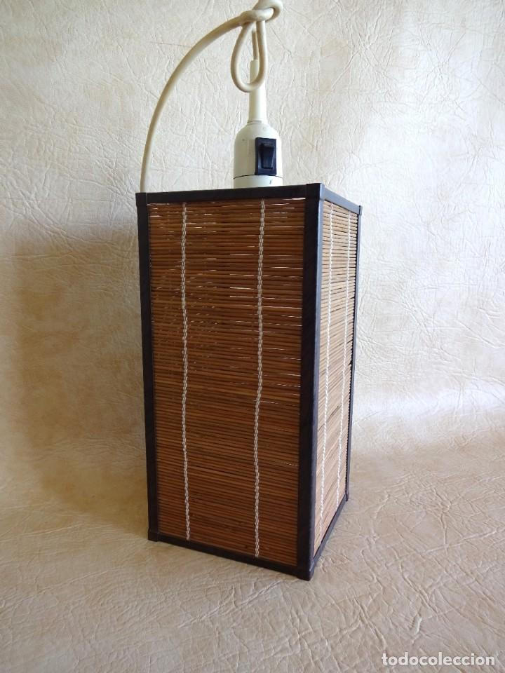 Vintage: lampara de techo vintage 28 cm - Foto 2 - 96228563
