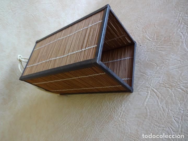 Vintage: lampara de techo vintage 28 cm - Foto 6 - 96228563