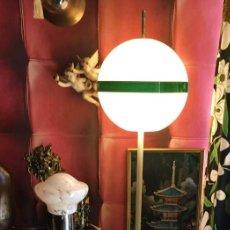 Vintage: LAMPARA SUELO AÑOS 70 ORIGINAL TRAMO DESIGN. Lote 203205092