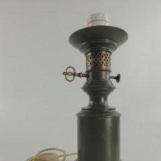 Vintage: PRECIOSA LAMPARA REPRODUCCION DE LAMPARA DE LONDON AÑO 1889 EXCELENTE OBJETO DE DECORACION. Lote 204183616
