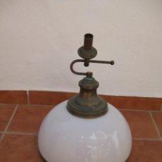 Vintage: LAMPARA TIPO DESPACHO. FALTA EL CABLE ELECTRICO.. Lote 204349908