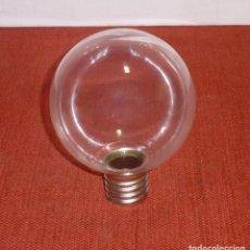 Vintage: TULIPA DE CRISTAL PARA LAMPARA STAFF SPACE VINTAGE.SIN ESTRENAR.AÑOS 70.. Lote 204846896