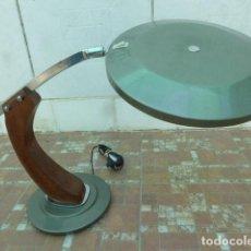 Vintage: LAMPARA FASE PRESIDENT. SIN DIFUSOR. FUNCIONANDO. LA DE LA FOTO.. Lote 205479135