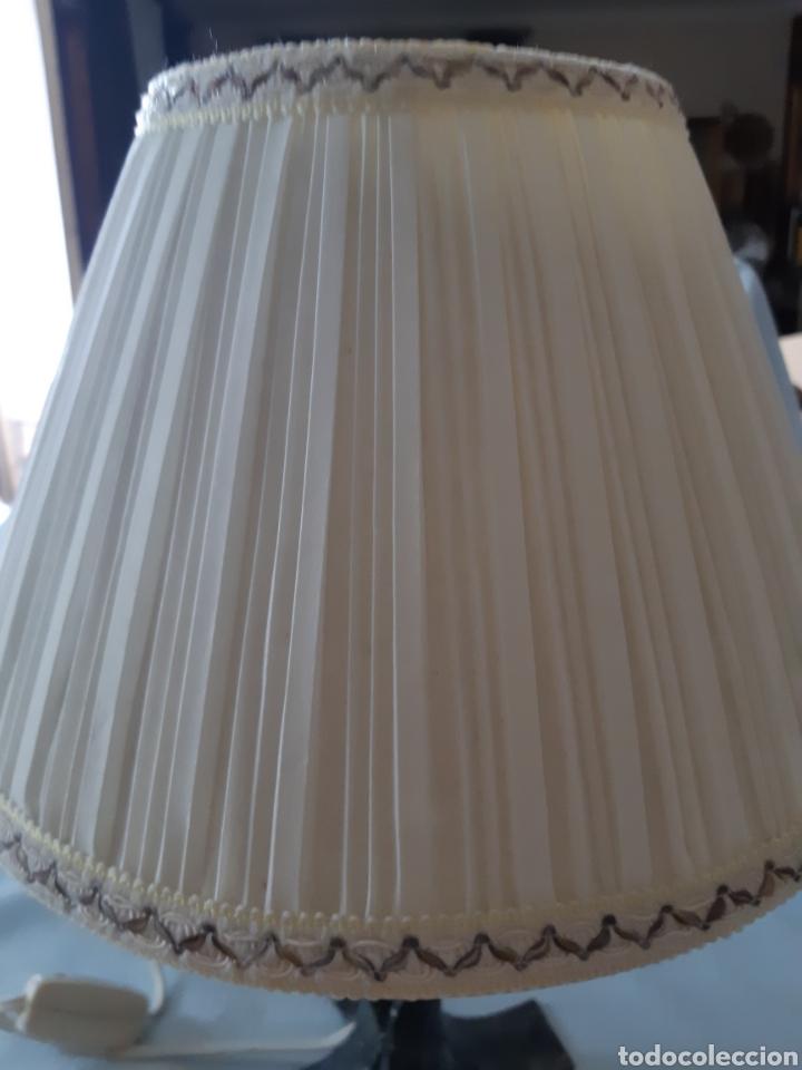 Vintage: LAMPARITA METAL DE SOBREMESA - Foto 5 - 205681916