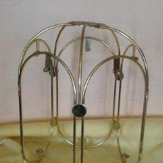 Vintage: FAROL-LAMPARA. SIN CRISTALES. .EL ENVIO CERTIFICADO ESTA INCLUIDO.. Lote 205882027