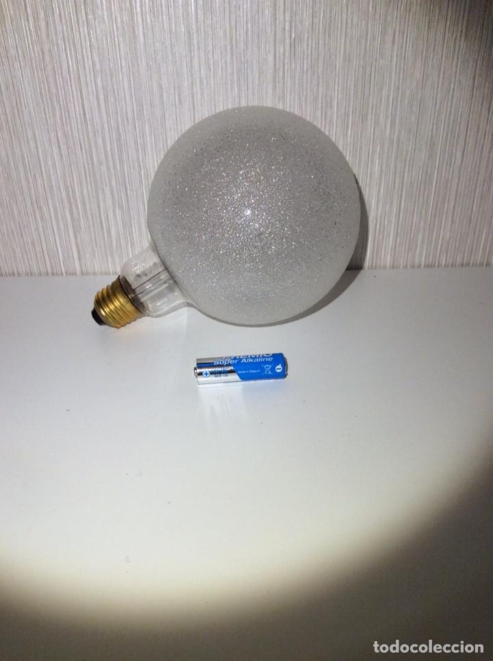 BOMBILLA DECORATIVA GRANDE MARCA LAES VINTAGE DIÁMETRO 125 MM E27 60W (Vintage - Lámparas, Apliques, Candelabros y Faroles)