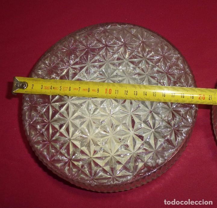 Vintage: Pareja De Apliques Plafon Techo O Pared Vintage.20 Cm. - Foto 5 - 206836898