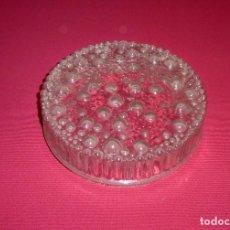 Vintage: TULIPA DE CRISTAL PARA PLAFON.21 CM.. Lote 206837001