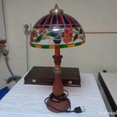 Vintage: LAMPARA TIPO TIFFANY. Lote 207397567