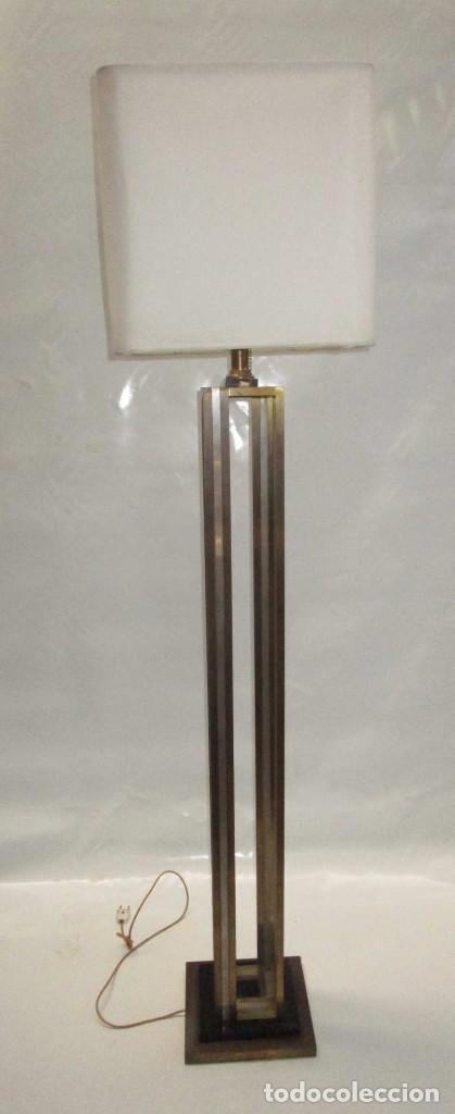 LAMPARA PIE LUMICA BARCELONA WILLY RIZZO MIDCENTURY (Vintage - Lámparas, Apliques, Candelabros y Faroles)