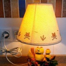 Vintage: LAMPARA INFANTIL AÑOS 80. Lote 210009755