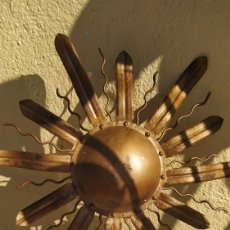 Vintage: SOL LAMPARA. Lote 213498372