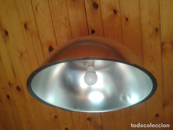 Vintage: Lampara colgante 10 bombillas - Foto 3 - 132510414