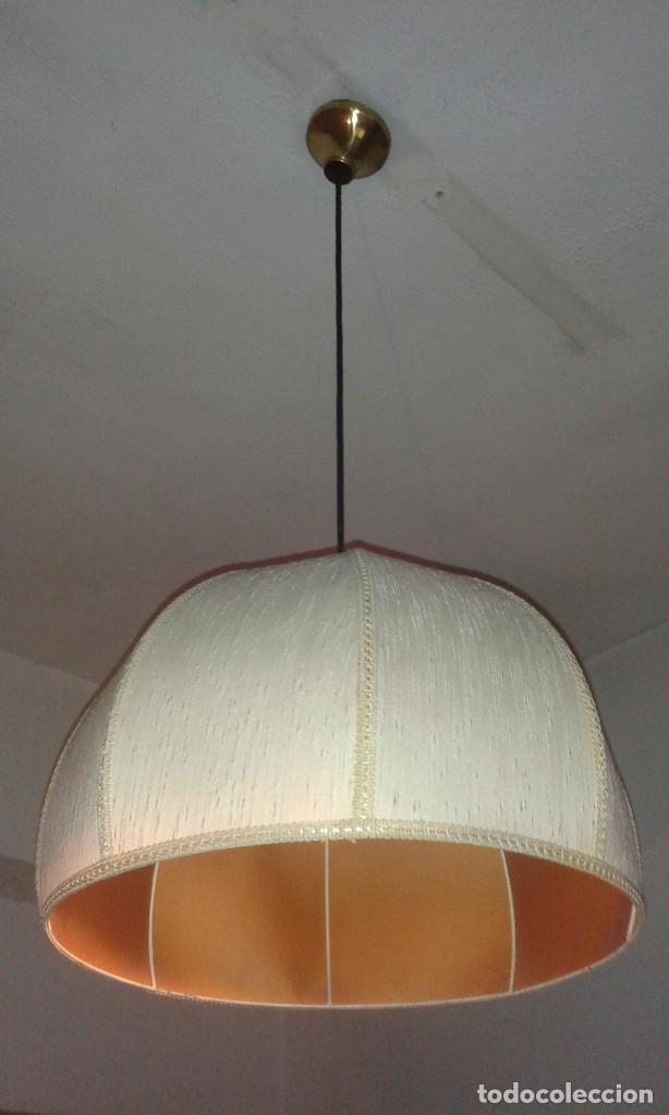 Vintage: Lampara colgante 10 bombillas - Foto 2 - 132510414