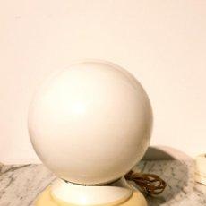 Vintage: ANTIGUA LAMPARA VINTAGE LAMPARA SPACE AGE AÑOS 60-70. Lote 214678873