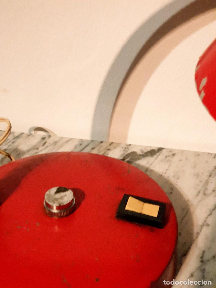 Vintage: ANTIGUO FLEXO ESCRITORIO VINTAGE FASE LAMPARA AÑOS 60-70 - Foto 4 - 214679827