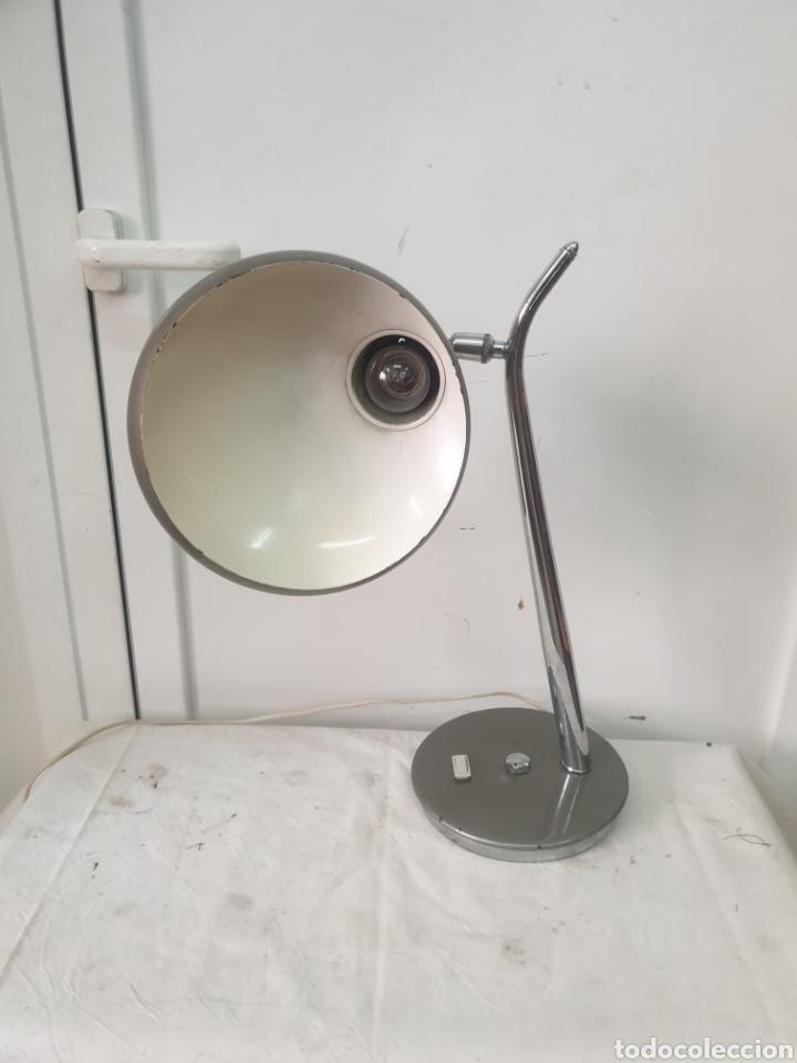 Vintage: Lámpara años 60 - Foto 9 - 216973222