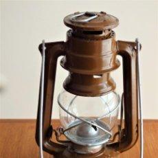Vintage: FAROL LAMPARA QUINQUE MEVA 863 FAROLILLO CANDIL. Lote 218596692