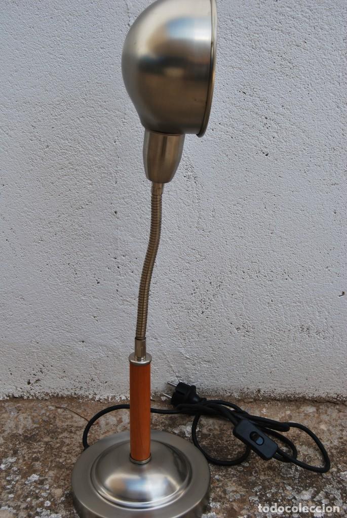 Vintage: LAMPARA ESTILO INDUSTRIAL - Foto 4 - 218825522