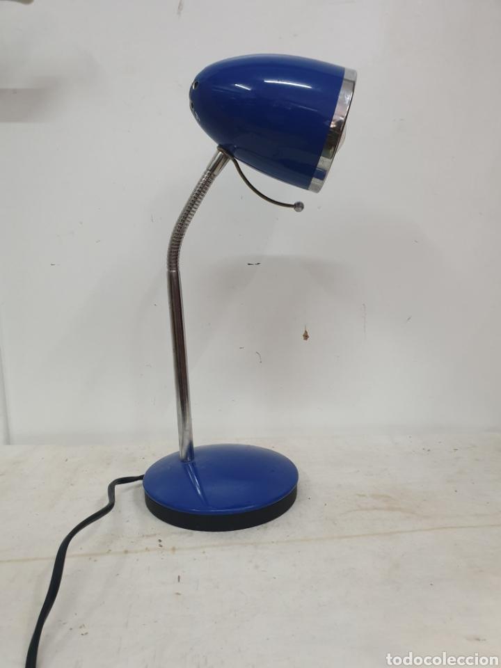 LÁMPARA DE ESTUDIO (Vintage - Lámparas, Apliques, Candelabros y Faroles)