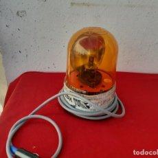 Vintage: LUZ DE COCHE DE SEÑALIZACION. Lote 220975222