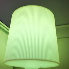 Vintage: LAMPARA METALARTE MODELO INOUT BLANCA. Lote 220803652