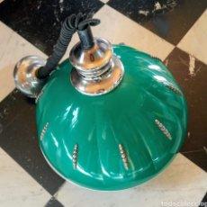 Vintage: BONITA LAMPARA DE TECHO VINTAGE. Lote 221087367