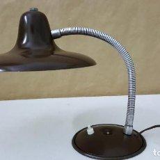 Vintage: LAMPARA FLEXO DE MESA. Lote 221733331